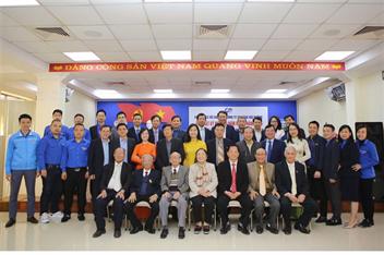 Đoàn Thanh niên Cảng Hải Phòng tổ chức gặp mặt kỷ niệm 90 năm ngày thành lập Đoàn TNCS Hồ Chí Minh.