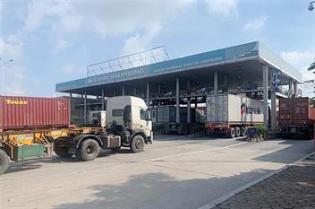 Công ty CP Cảng Hải Phòng: Tăng trưởng nhanh - Chống dịch mạnh