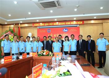 Ký kết quy chế phối hợp giữa Cảng Hải Phòng và Cục Hải quan Thành phố Hải Phòng
