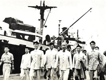 Bác Hồ với ngành Hàng hải
