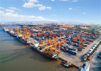 Giá dịch vụ cảng biển tại Cảng Hải Phòng năm 2017