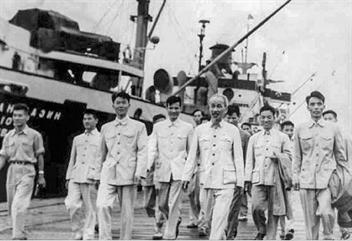 Hải Phòng năng động, đổi mới như Chủ tịch Hồ Chí Minh hằng mong