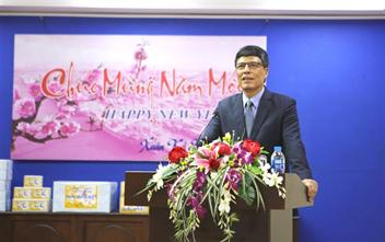 Chương trình gặp mặt và chúc tết đầu Xuân Kỷ Hợi 2019