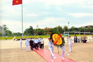 Đảng bộ Cảng Hải Phòng triển khai các hoạt động nhân dịp kỷ niệm 130 năm Ngày sinh Chủ tịch Hồ Chí Minh (19/5/1890 - 19/5/2020)
