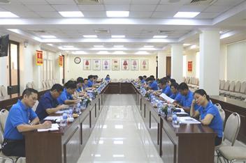 Công đoàn Cảng Hải Phòng tổ chức Hội nghị sơ kết công tác 6 tháng đầu năm, triển khai nhiệm vụ 6 tháng cuối năm 2019 và trao Bằng Lao động sáng tạo