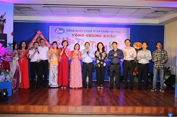 Hội thi Tiếng hát công nhân Cảng Hải Phòng năm 2018