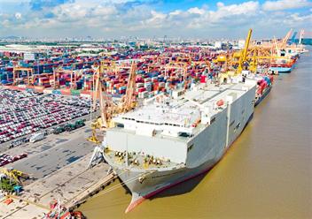 9 tháng đầu năm 2021, các chỉ tiêu sản xuất kinh doanh của Cảng Hải Phòng tăng trưởng cao so với cùng kỳ năm 2020