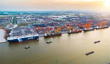 Giá dịch vụ cảng biển tại Cảng Hải Phòng năm 2021