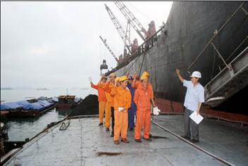 Khóa đào tạo quản lý cảng biển và logistics tại Cảng Hải Phòng