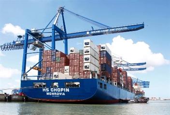 Công tác an ninh trật tự tại Cảng Hải Phòng tháng 8/2014