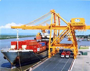 Chấp thuận kết quả kiểm định xác định giới hạn tàu có trọng tải lớn ra vào các bến thuộc Chi nhánh Cảng Chùa Vẽ