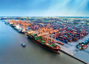 Cảng Hải Phòng hoàn thành kế hoạch năm 2019 trước 15 ngày