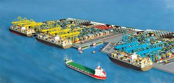 Cảng Hải Phòng hiện thực hóa quá trình tiến ra biển: Đường lớn đã mở