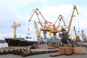 Hai Phong Port's Audited Biannual Financial Report 2015