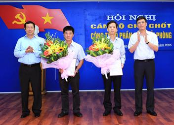 Hội nghị triển khai nhiệm vụ hoạt động sản xuất kinh doanh và công tác cán bộ