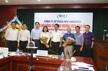 Đại hội đồng cổ đông thường niên công ty Cổ phần HPH Logistics năm 2019