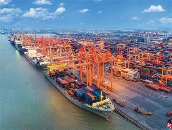 Hệ thống cảng biển của VIMC - Sức bật sau cổ phần hóa