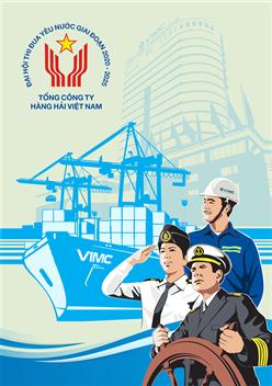 Phóng sự: Đại hội thi đua yêu nước Tổng công ty Hàng hải Việt Nam giai đoạn 2020- 2025