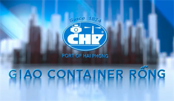 Giao Container rỗng