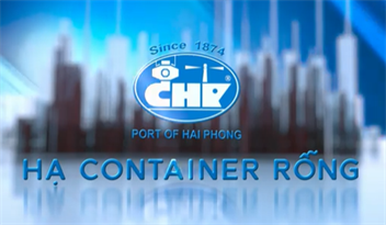 Hạ Container rỗng
